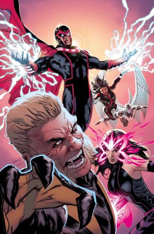 Uncanny X-Men #1