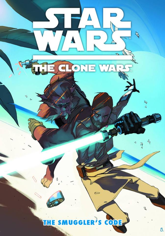 Star Wars: The Clone Wars - Smugglers Code