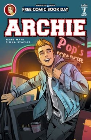 Archie #1 (FCBD 2016 Edition)