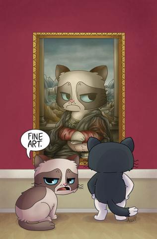 Grumpy Cat: Grumpus