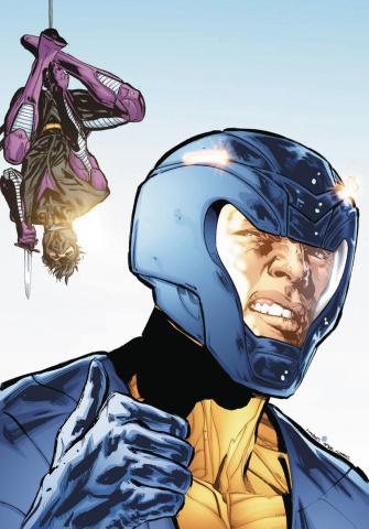X-O Manowar #50 (25 Copy Jimenez Cover)