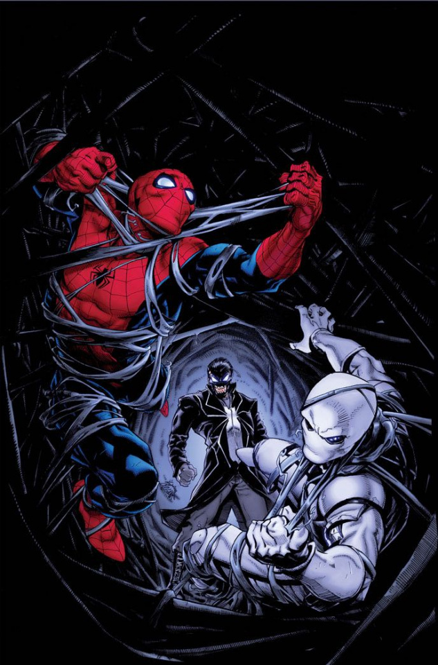 The Amazing Spider-Man #792 (Stegman Cover)