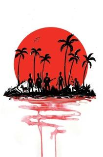 Bloodshot: Reborn #15 (50 Copy Lemire Cover)