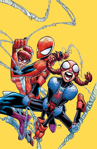 The Amazing Spider-Man: Renew Your Vows #4 (Ramos Cover)