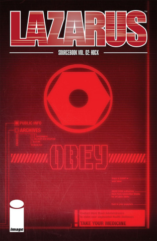 Lazarus: Sourcebook #2: Hock