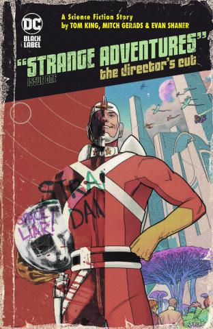 Strange Adventures #1 (Director's Cut)