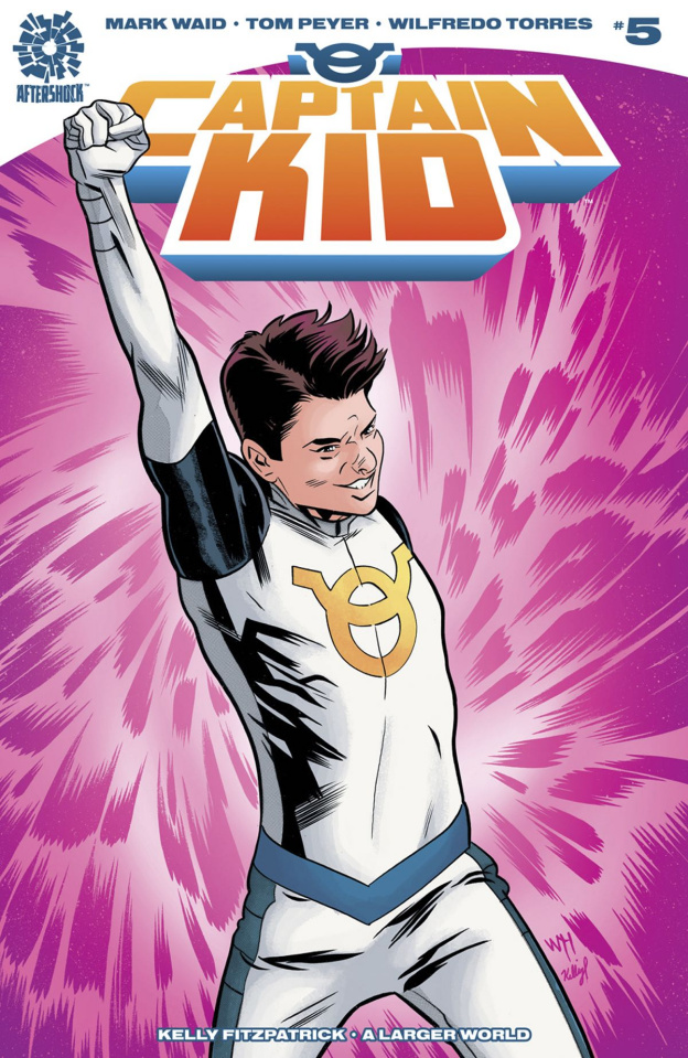 Captain Kid #5