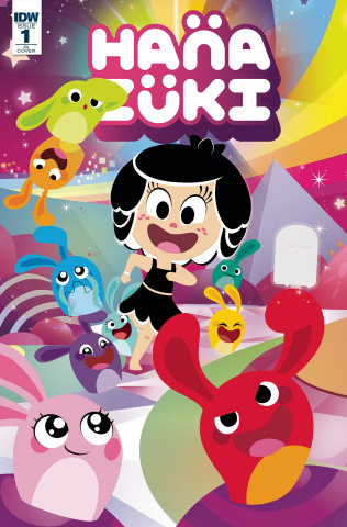 Hanazuki: Full of Treasures #1 (10 Copy Cover)
