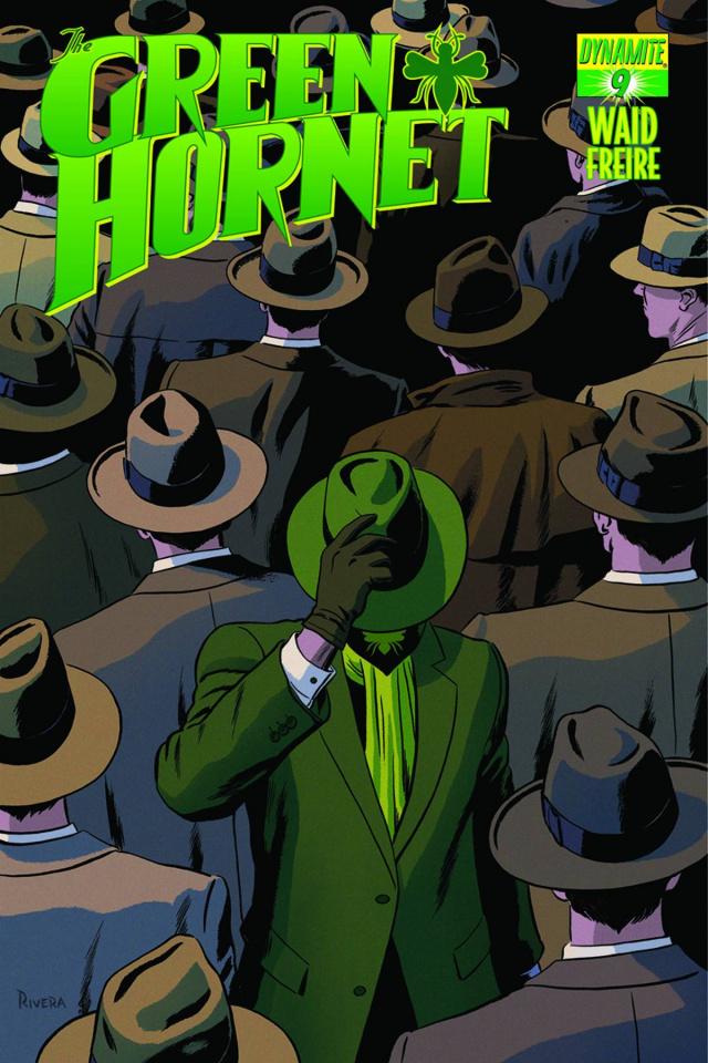 The Green Hornet #9