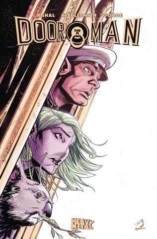 Doorman #4 (Goode Cover)