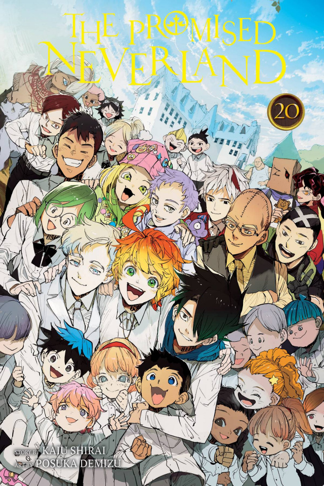 The Promised Neverland Vol. 20