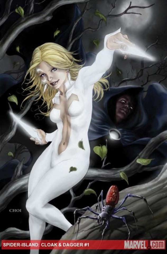Spider-Island: Cloak & Dagger #1