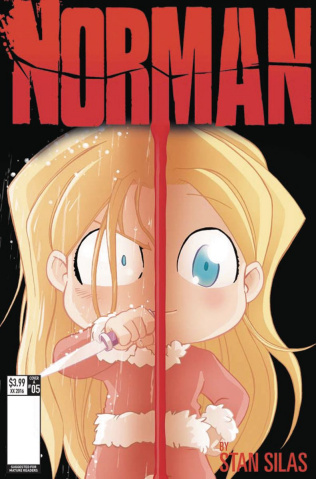 Norman #5 (Silas Cover)