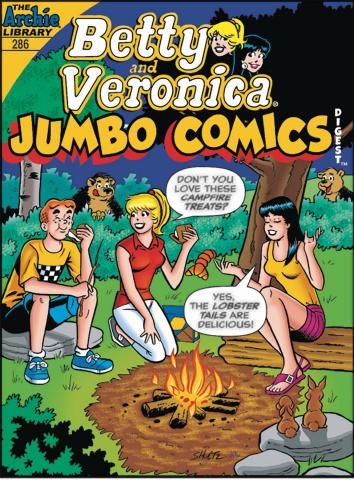 Betty & Veronica Jumbo Comics Digest #286
