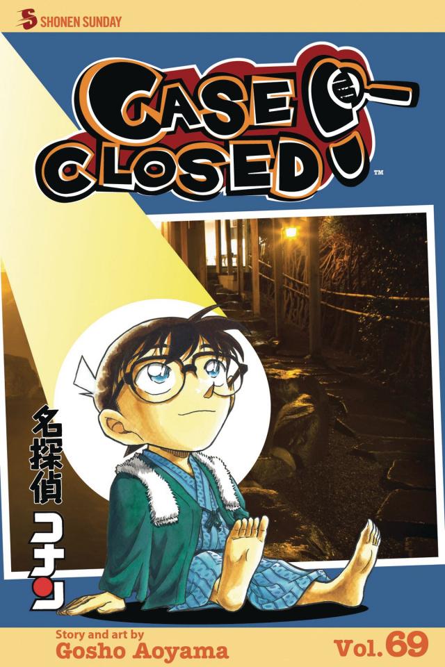 Case Closed Vol. 69