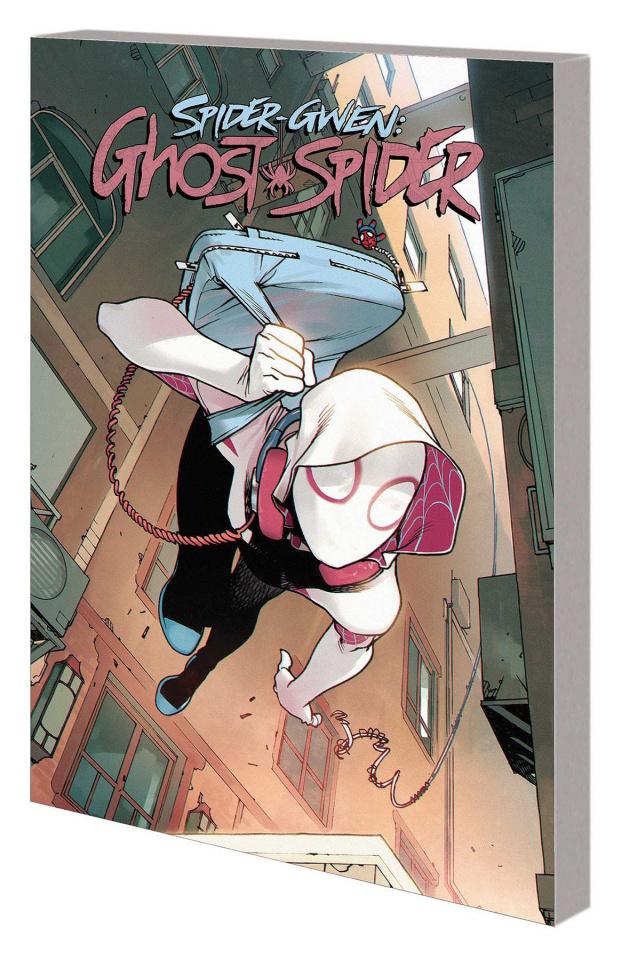 Spider-Gwen: Ghost Spider Vol. 1: Spider-Geddon