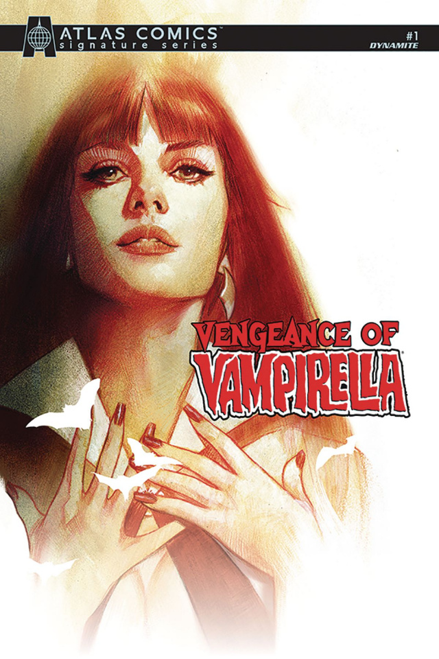 Vengeance of Vampirella #1 (Sniegoski Signed Atlas Edition)