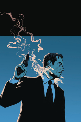 James Bond: Kill Chain #1 (10 Copy Virgin Cover)