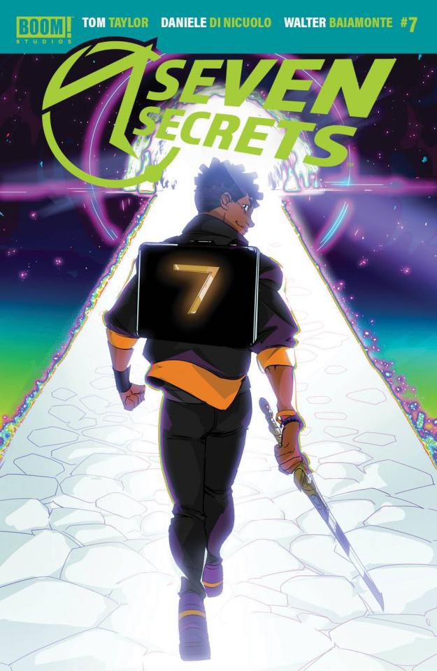 Seven Secrets #7