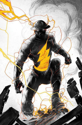 The Flash #22 (Variant Cover)