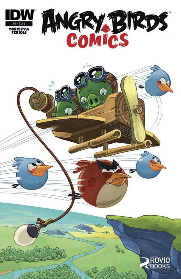Angry Birds #10