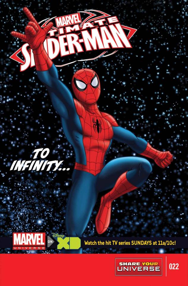 Marvel Universe: Ultimate Spider-Man #22