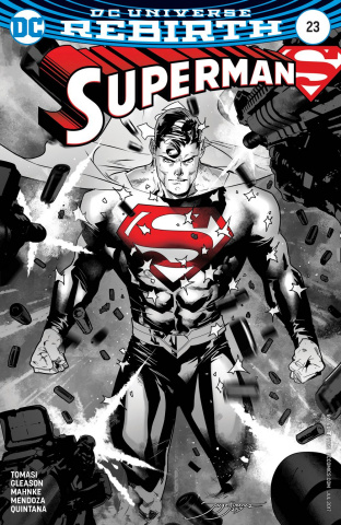 Superman #23 (Variant Cover)