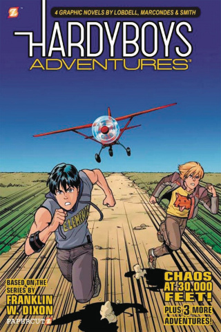 Hardy Boys Adventures Vol. 3