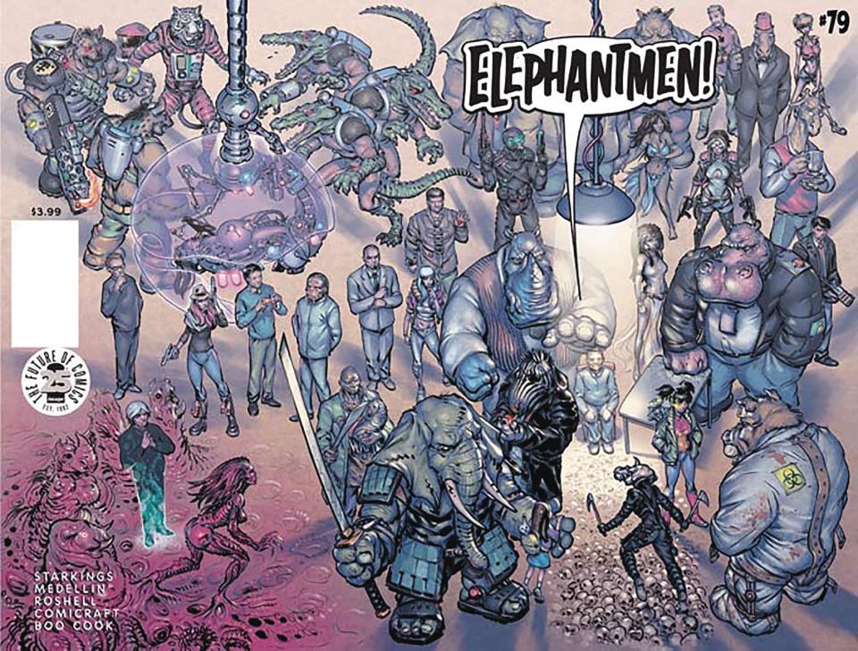 Elephantmen #79