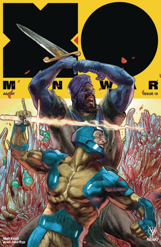 X-O Manowar #19 (20 Copy Cover)