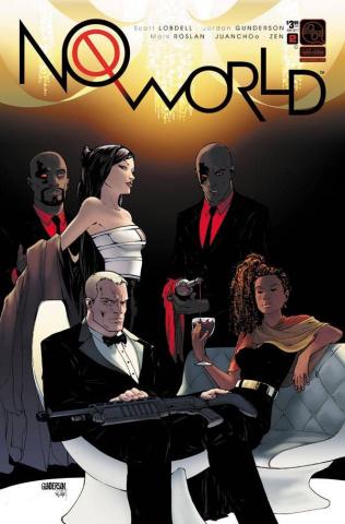 No World #2 (Gunderson Cover)