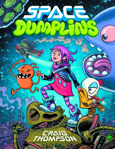 Space Dumplins Vol. 1
