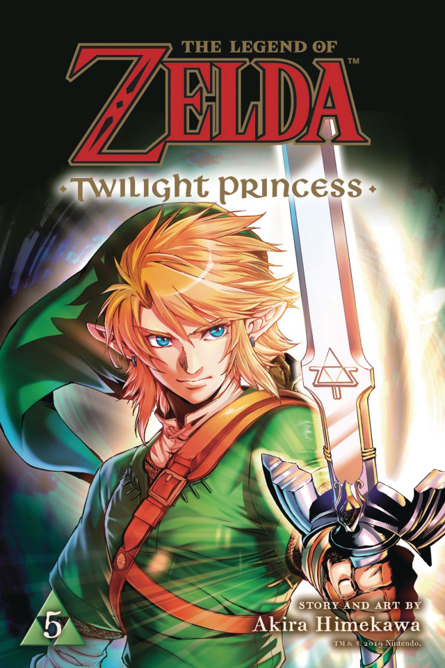 The Legend of Zelda: Twilight Princess Vol. 5