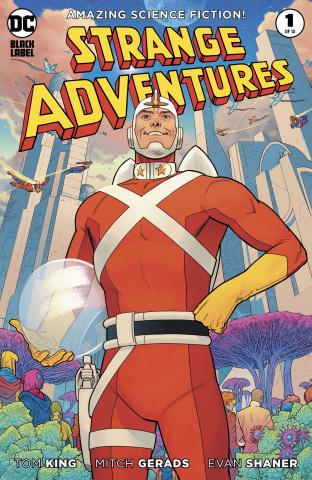 Strange Adventures #1 (Evan Shaner Cover)