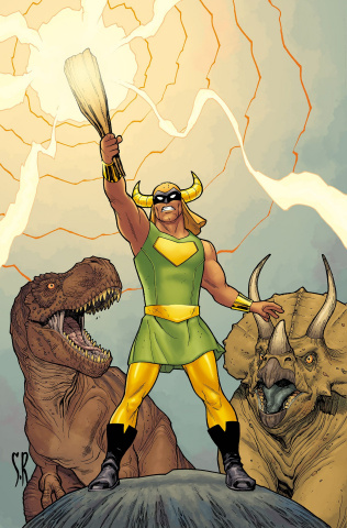 Future Quest Presents #8 (Variant Cover)
