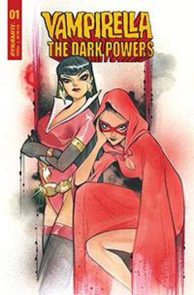 Vampirella: The Dark Powers #1 (Momoko CGC Cover)
