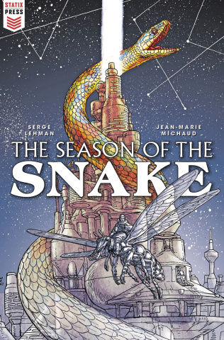 The Season of the Snake #1 (Roy Cover)