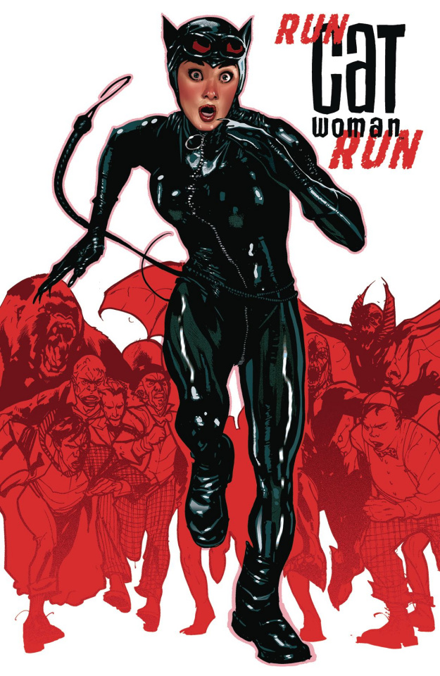 Catwoman Vol. 6: Final Jeopardy