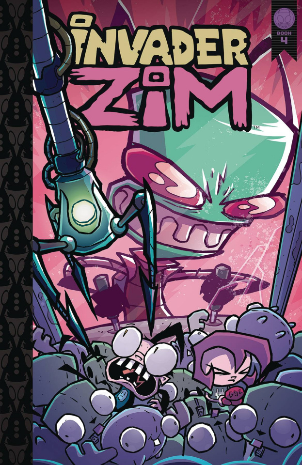 Invader Zim Vol. 4 (Deluxe Edition)