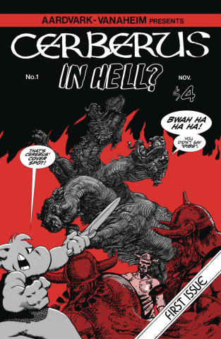 Cerebus: In Hell? #1
