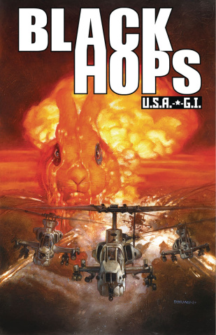 Black Hops: U.S.A.-*-G.I. #2: Buns of the Patriots, Part 2