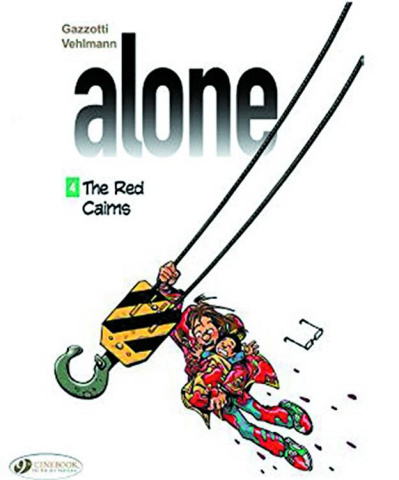 Alone Vol. 4: Red Cairns