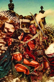 John Carter of Mars: The World of Mars #3