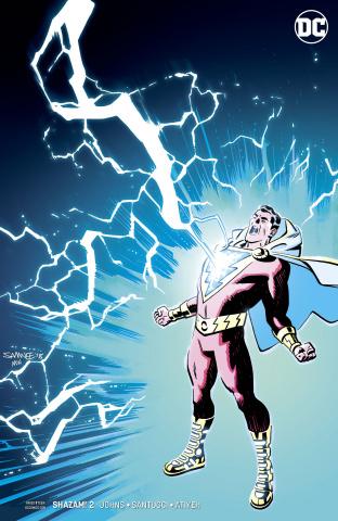 Shazam! #2 (Variant Cover)