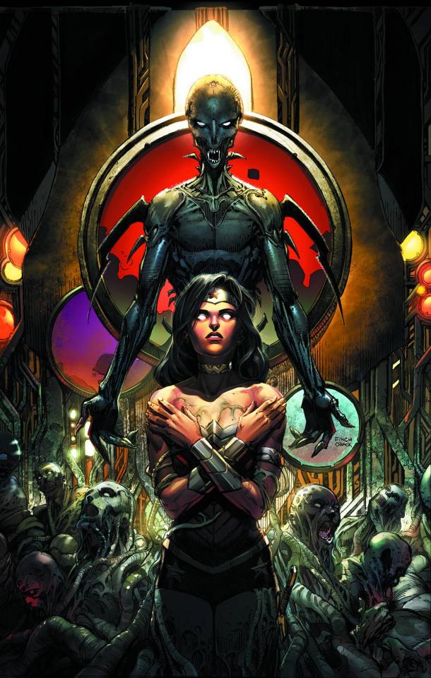 Wonder Woman #40