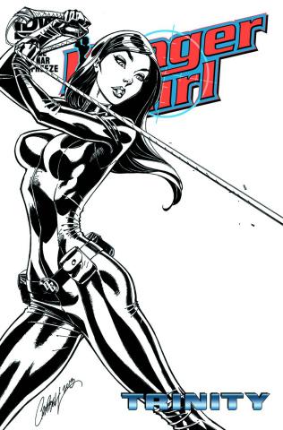 Danger Girl: Trinity #2