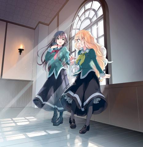 Yuri Is My Job! Vol. 7