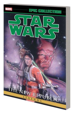 Star Wars Legends Vol. 3: The New Republic