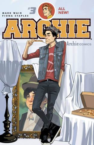 Archie #3 (Staples Cover)