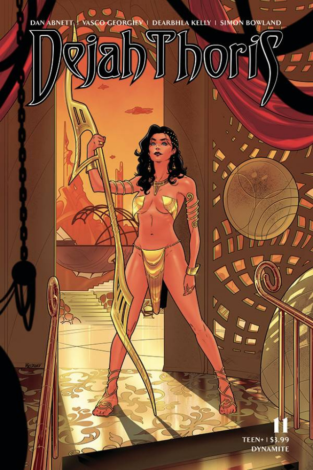 Dejah Thoris #11 (Georgiev Cover)
